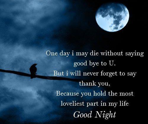 Goodnight Quotes For Facebook Good Night Scraps For Facebook