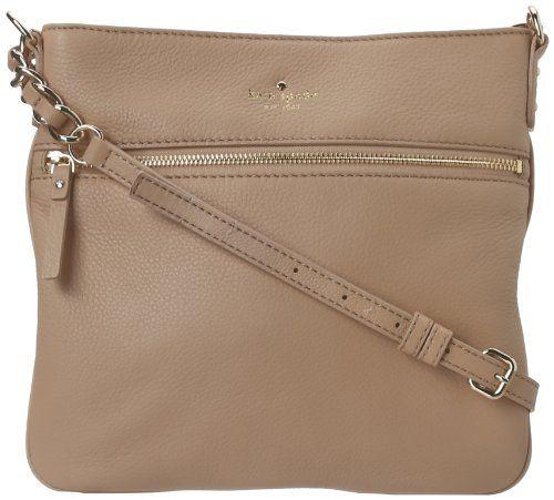 Cross Body Bags Kate Spade New York Cobble Hill Ellen Affogato One Size