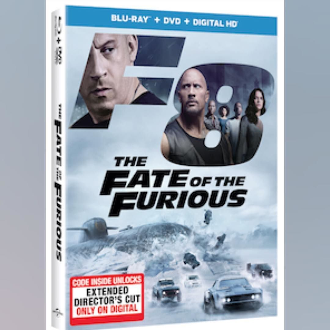 #Thisfunktional #Movie: #Contest to win a copy of #F8 #ComingSoon to Thisfunktional.com (#Link in #Bio). THE FATE OF THE FURIOUS will be out on #DigitalHD June 27 will be out on #4KUltraHD #BluRay and #DVD July 11. #ThisfunktionalMovie #Movies #FateOfTheFurious #TheFateOfTheFurious #Action #HomeEntertainment #LinkInBio http://ift.tt/1MRTm4L
