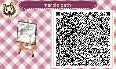 Animal Crossing: New Horizon / Leaf QR Code Paths