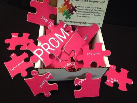 Prom Proposal - PROMPOSAL Ask her or him to the Prom with ...