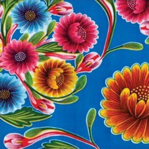Pin By Tigra On Mexican Oil Cloth Oil Cloth Latin Decor