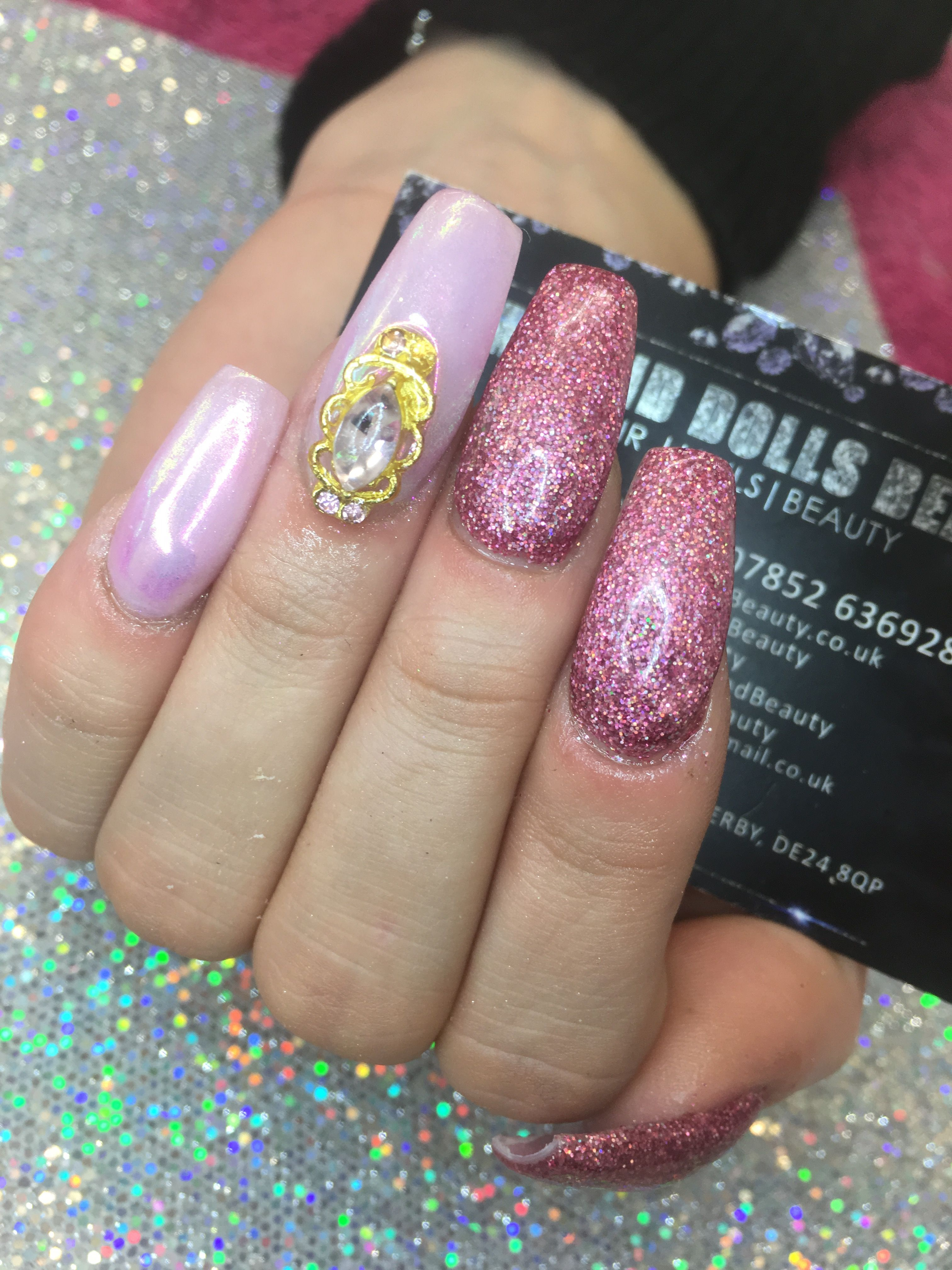 Cjp princess pot and marshmallows with chrome by DDB doll Dee ...