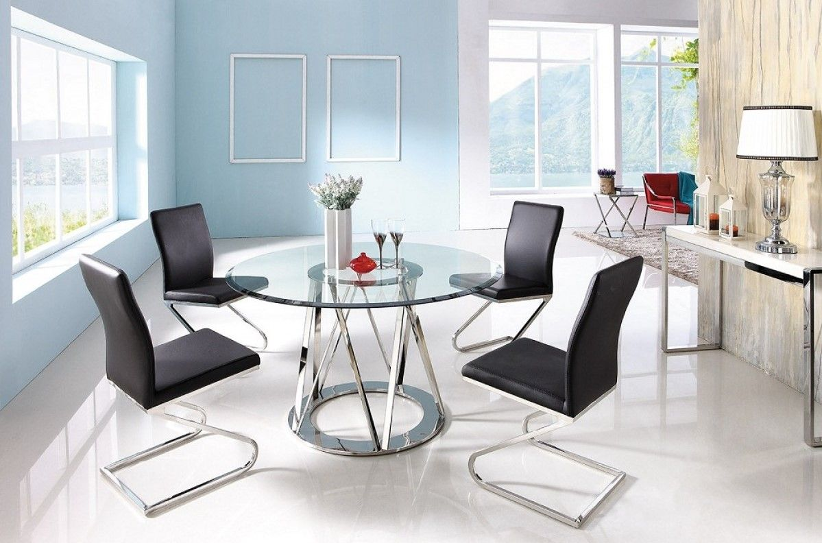 Wl 6916 Dining Table Round Dining Table Oval Table Dining Contemporary Furniture Stores