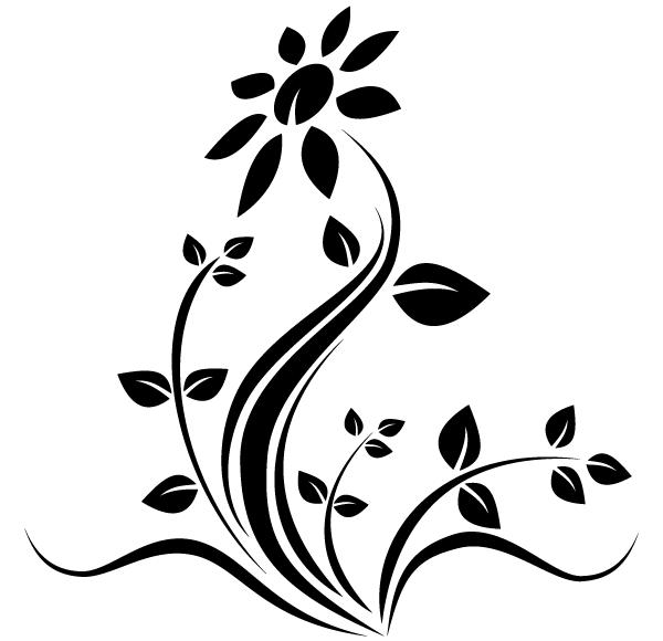 Palm Tree Silhouette Google Search Flower Illustration Flower Vector Art Flower Silhouette