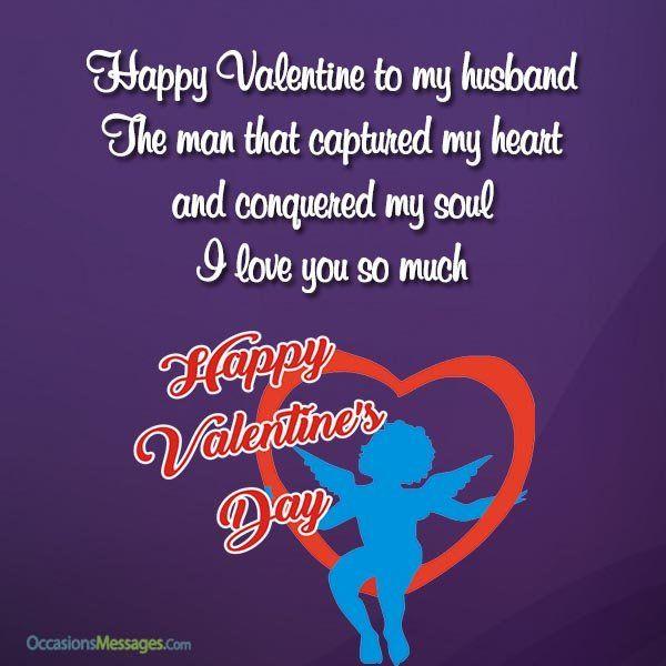happy valentine to my husband valentines pinterest