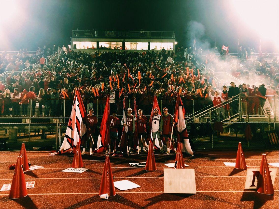 VSCO rachhstack High school football games, High