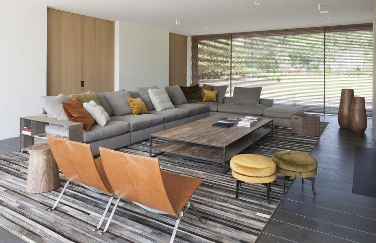 Interieur project penthouse Knokke | RR Interior | Furniture | Pinterest