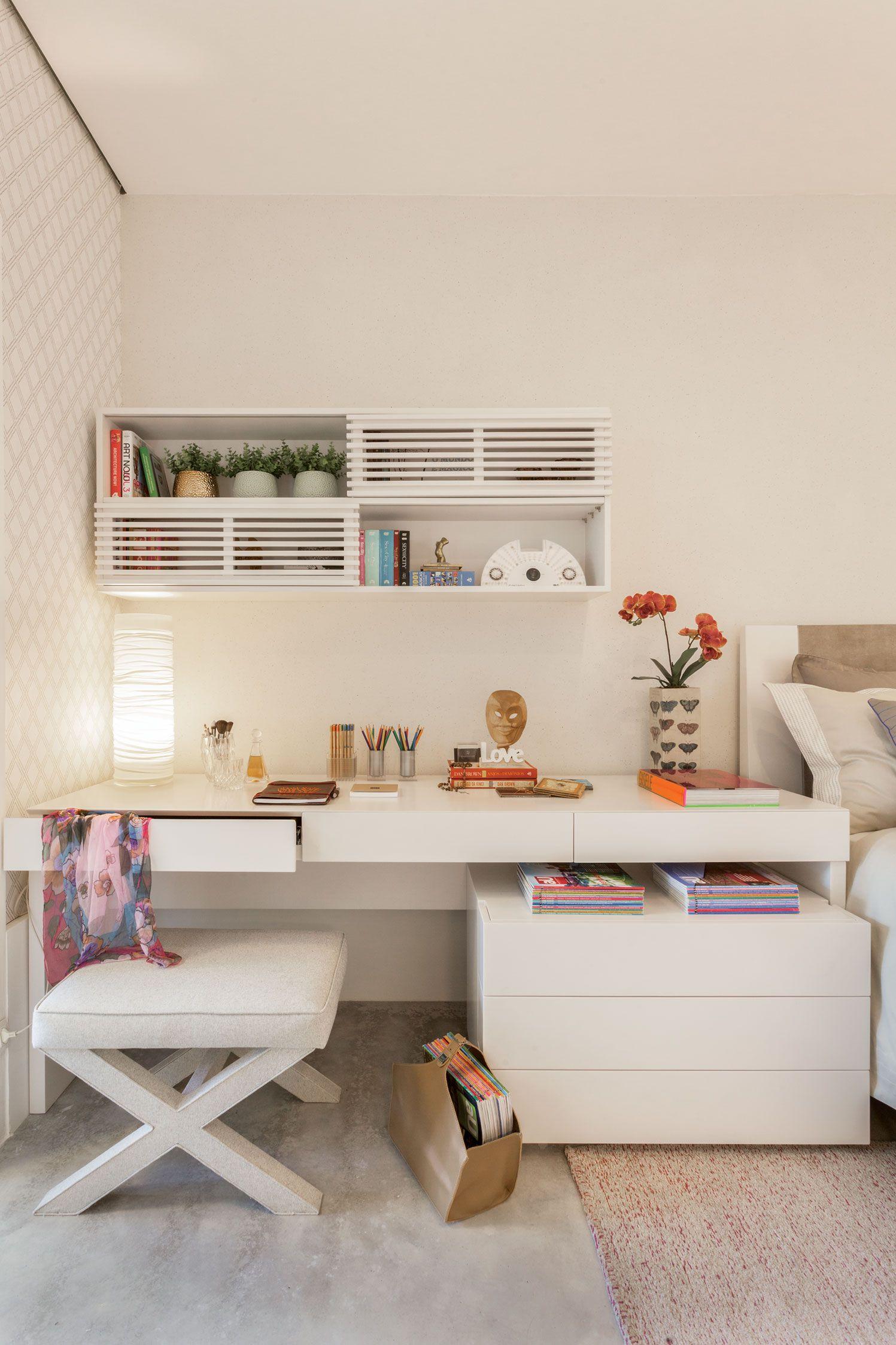 Ambientes - Quarto da jovem designer | Arbeitsplätze, Büros und ...