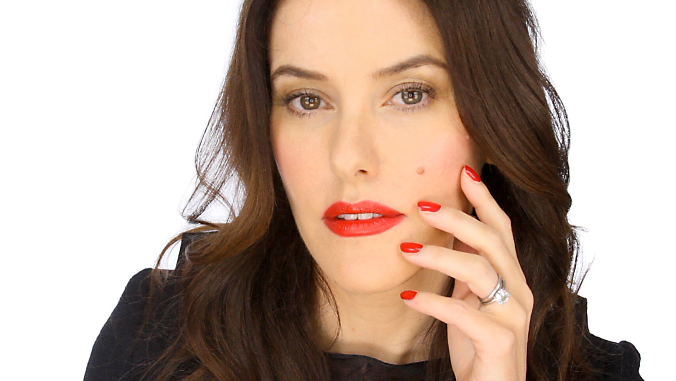 Lisa Eldridge On Chanel Rouge Allure Red: How To Do The Perfect Red Lips