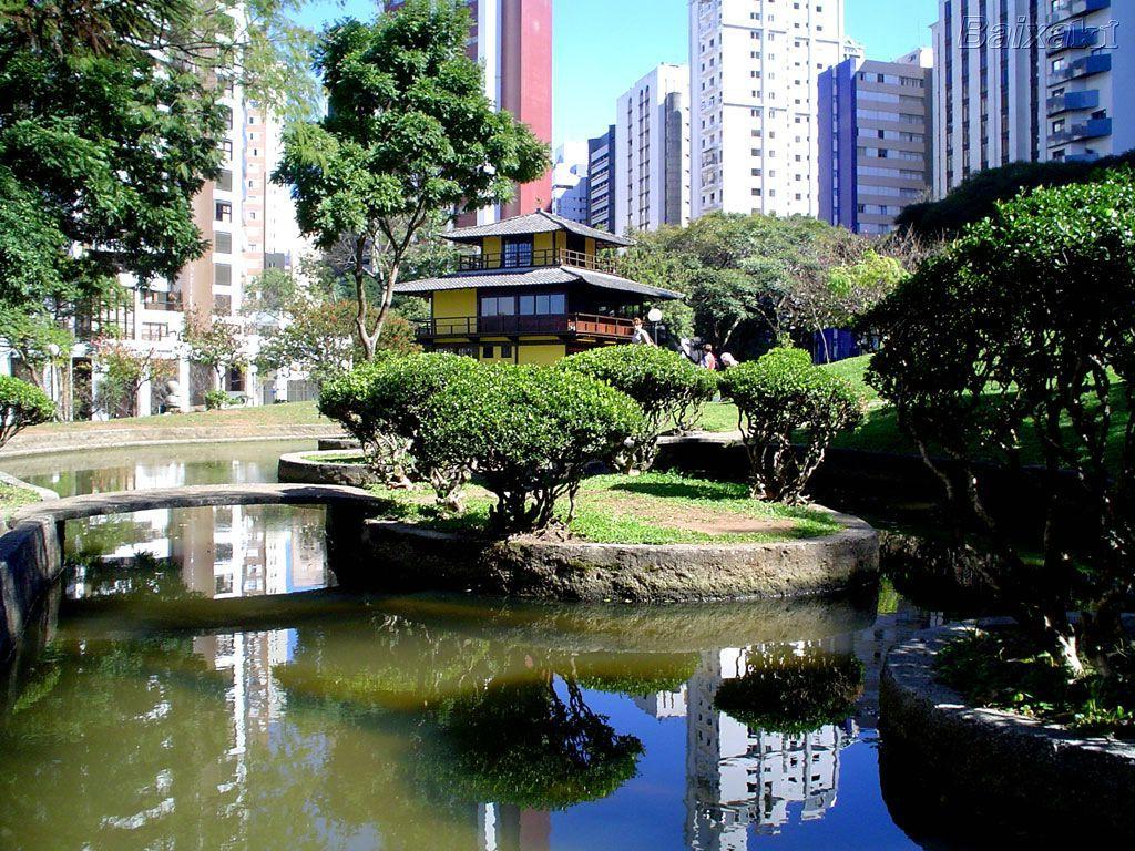 Praça do Japão - Curitiba - Paraná Papel de Parede no Baixaki | Curitiba  brasil, Lugares ao redor do mundo, Imagens de curitiba