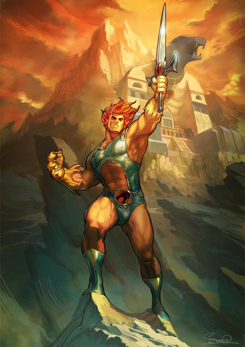 Thundercats Leo