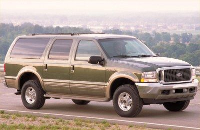 Ford Excursion Only Things Id Want Are A And An Upgrade To The  Front End