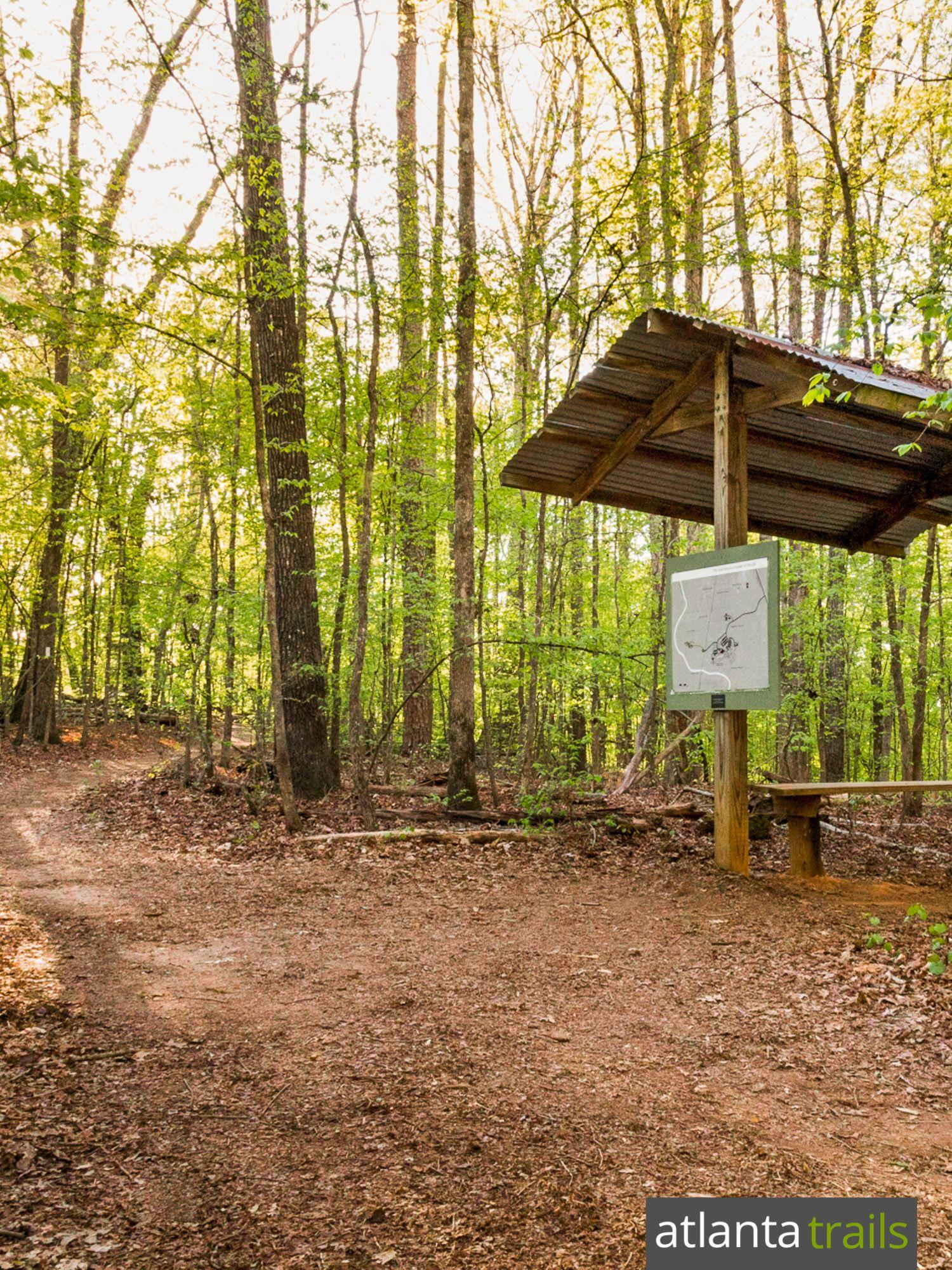 State Botanical Garden of Georgia: great Athens running trails ...