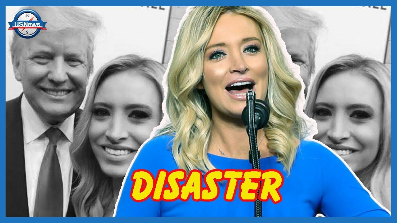 New Press Secretary Kayleigh Mcenany Is Even More Of A Disaster Than The In 2020 New Press Kayleigh Mcenany Disasters