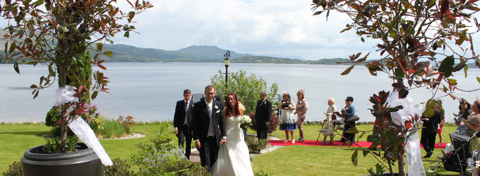 Breathtaking Wedding Venue On Loch Lomond Exclusive Private Lochside Culag By Luss