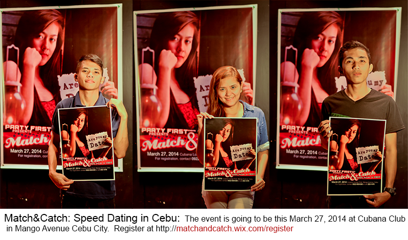 Speed dating cebu