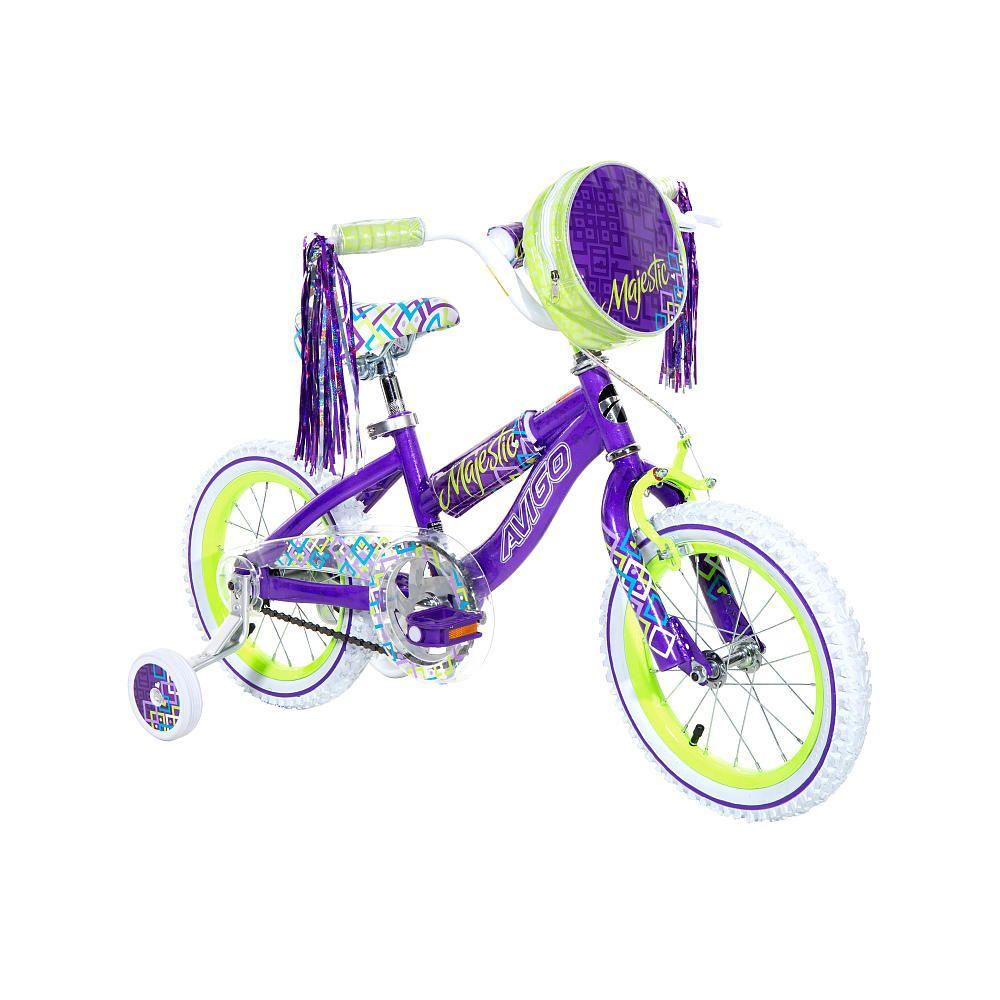 Girls 14 Inch Avigo Majestic Bike Avigo Toys R Us Bike Toy