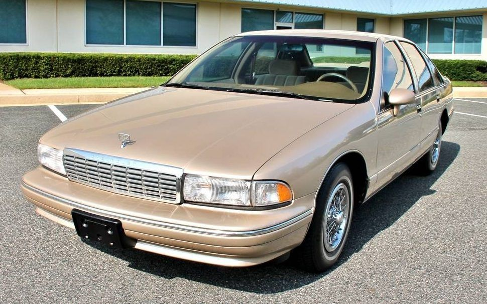 Image result for 1994 chevrolet caprice classic