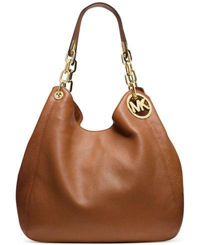 MICHAEL Michael Kors Fulton Large Shoulder Bag | Michael kors ...
