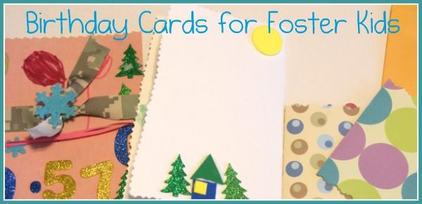 Birthday cards for foster kids service projects project ideas and birthday cards for foster kids bookmarktalkfo