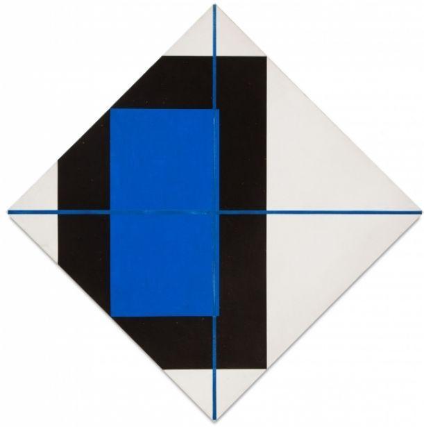 Slideshow:Harvey Quaytman's at Van Doren Waxter, New York by BLOUIN ARTINFO (image 1) - BLOUIN ARTINFO, The Premier Global Online Destination for Art and Culture | BLOUIN ARTINFO