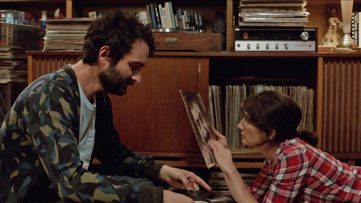 Transparent Gaby Hoffman and Jay Duplass