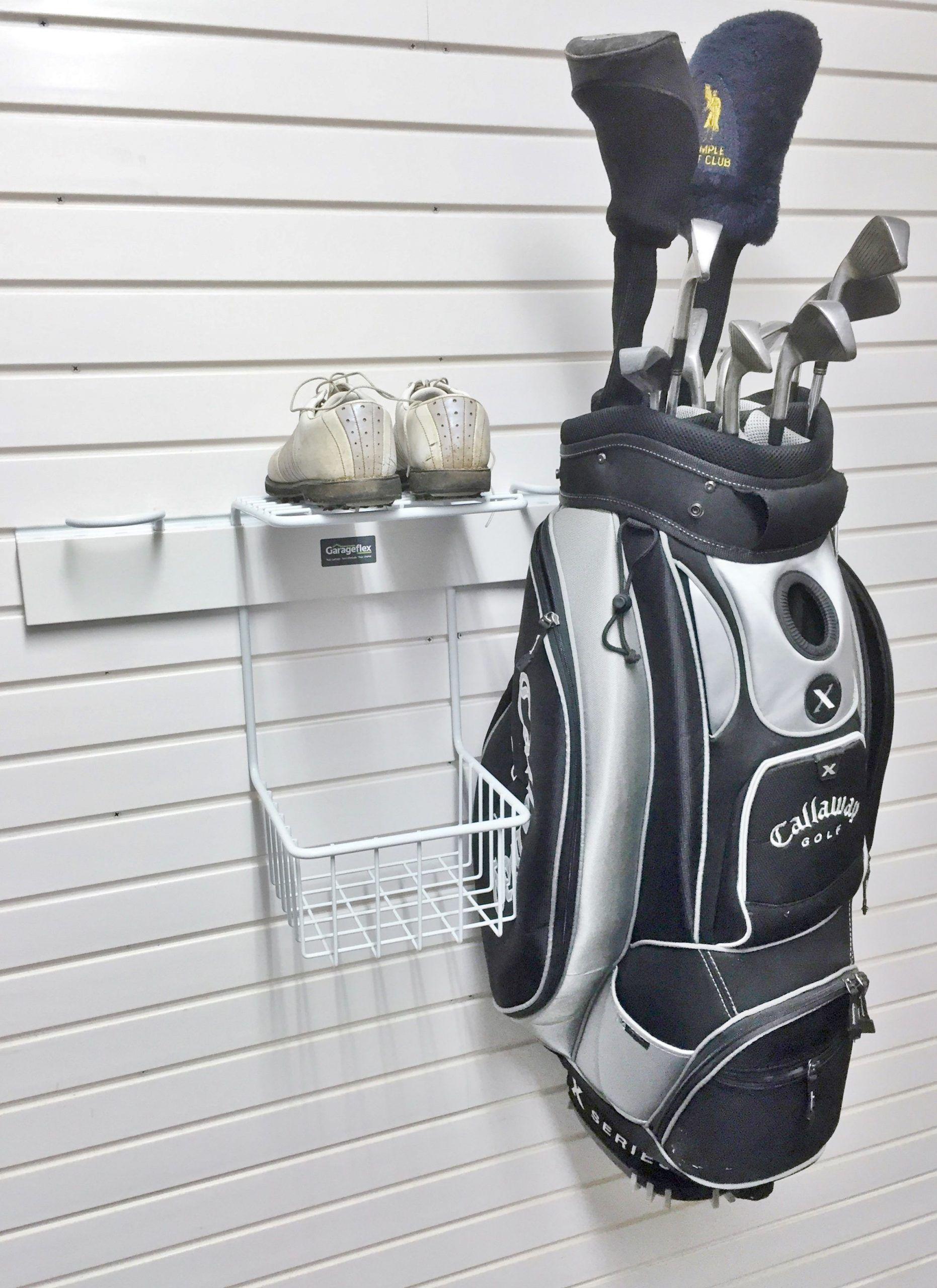 FX2004 Double Golf Rack in 2020 Garage organization diy