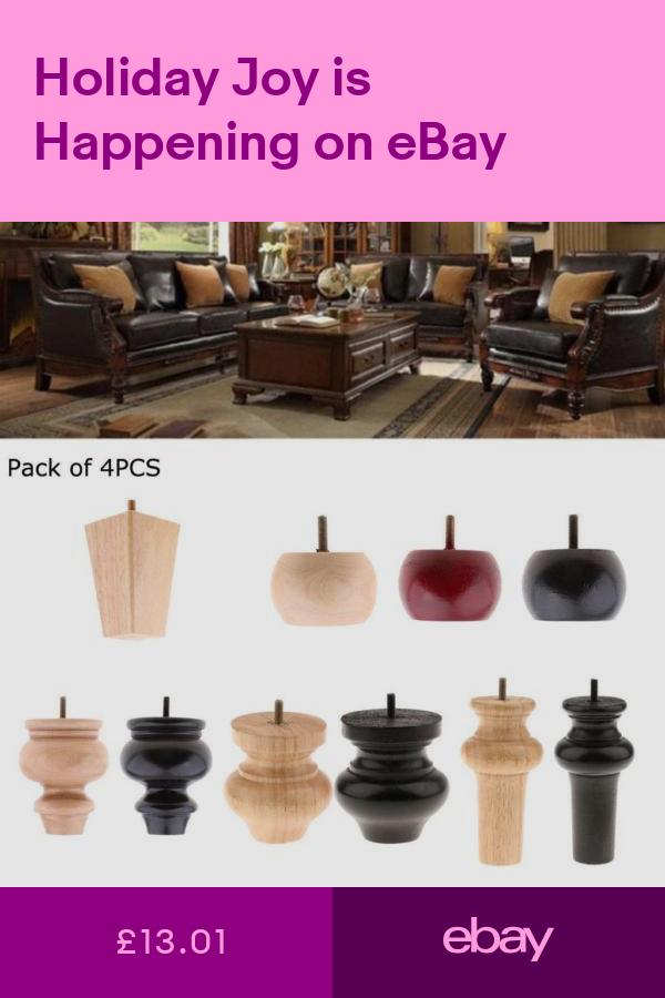 Other Sofas Suites Home Furniture Diy Ebay Wood Furniture Legs Furniture Legs Furniture Feet