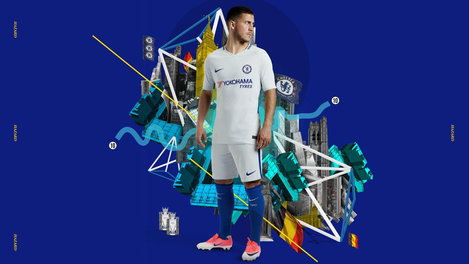 46ec27b9e Nike News - Chelsea FC and Nike Join Forces To Unveil Home and Away Kits