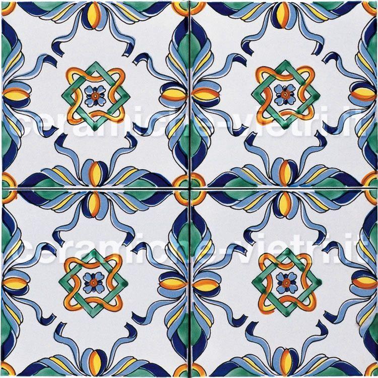Ceramiche piastrelle 20x20 per pavimenti e - Piastrelle di vietri ...