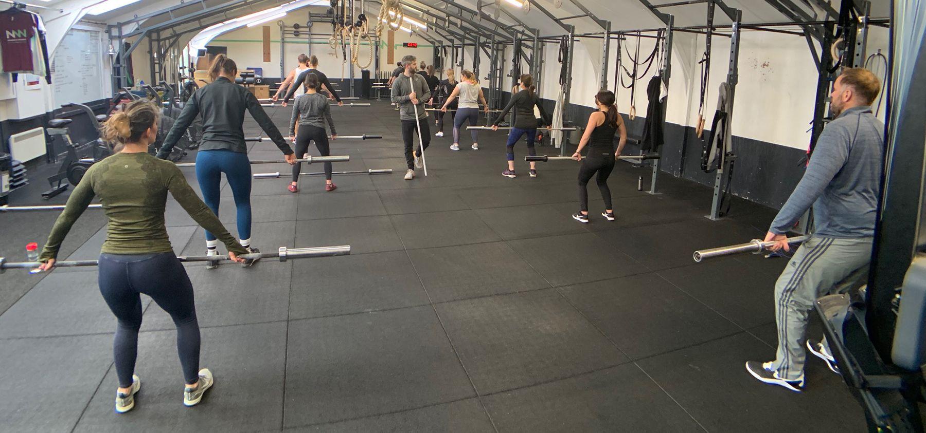 Crossfit Training Program In Surrey Bc Crossfit Training Programs Crossfit Training Fitness Transformation
