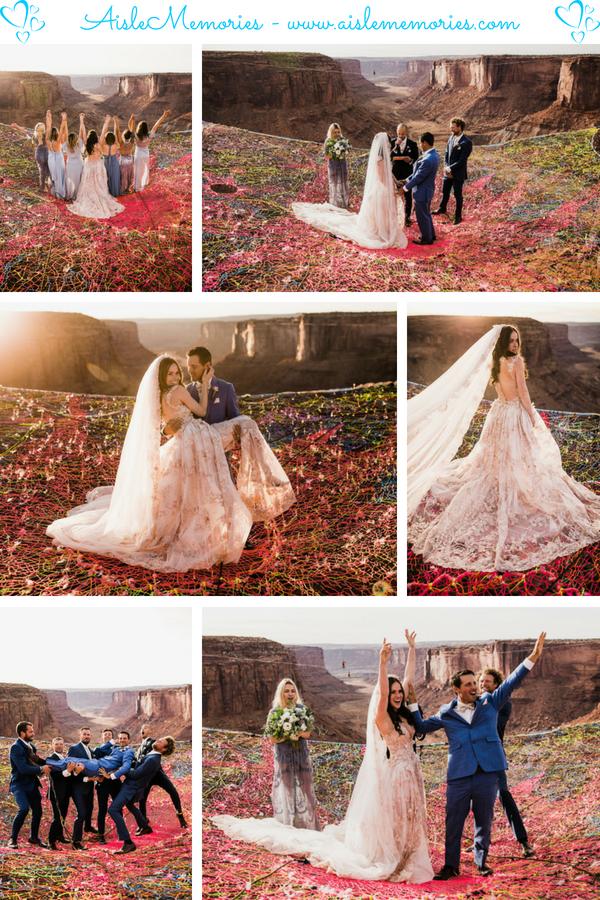 Kim Ryan Wedding Air Enet Moab