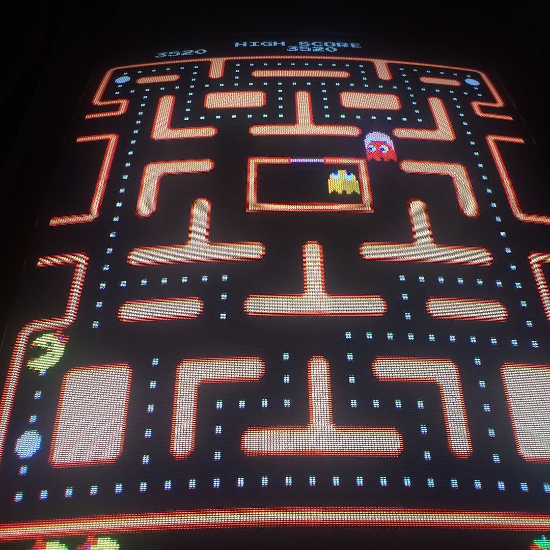 Interesting one by bmfac #arcade #microhobbit (o) http://ift.tt/1Pi6ZxE #mspacman#sb50#creole#iphone5s