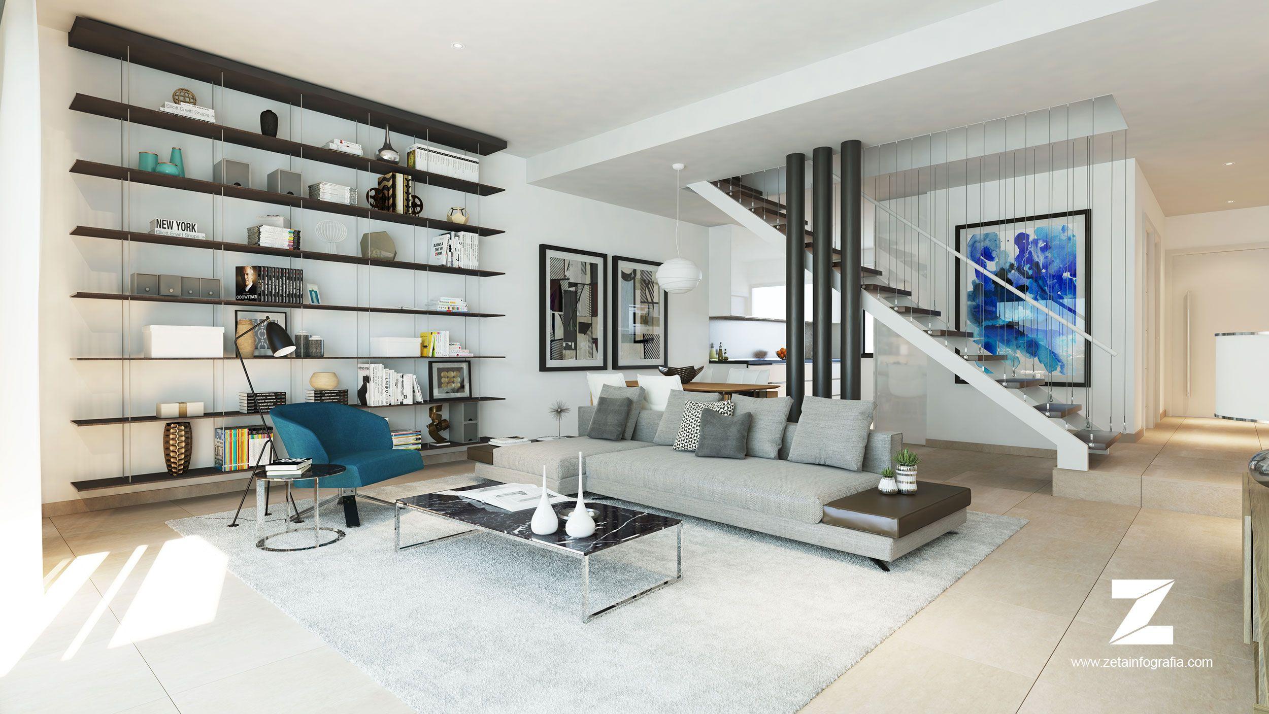 Majestic Heights Es Una Impresionante Promoción De 47 Viviendas Ubicada En  Manilva (Málaga) Donde Pudimos Realizar Imágenes De Interior Y Exterior En  3D, ...