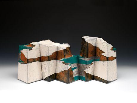 Temple S Gate Pass Ceramic Art American Art Contemporary Crafts
