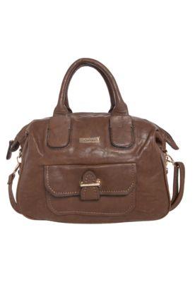 4250fefd0 Bolsa Queens Style Marrom - Compre Agora   Dafiti Marrom, Sapatos