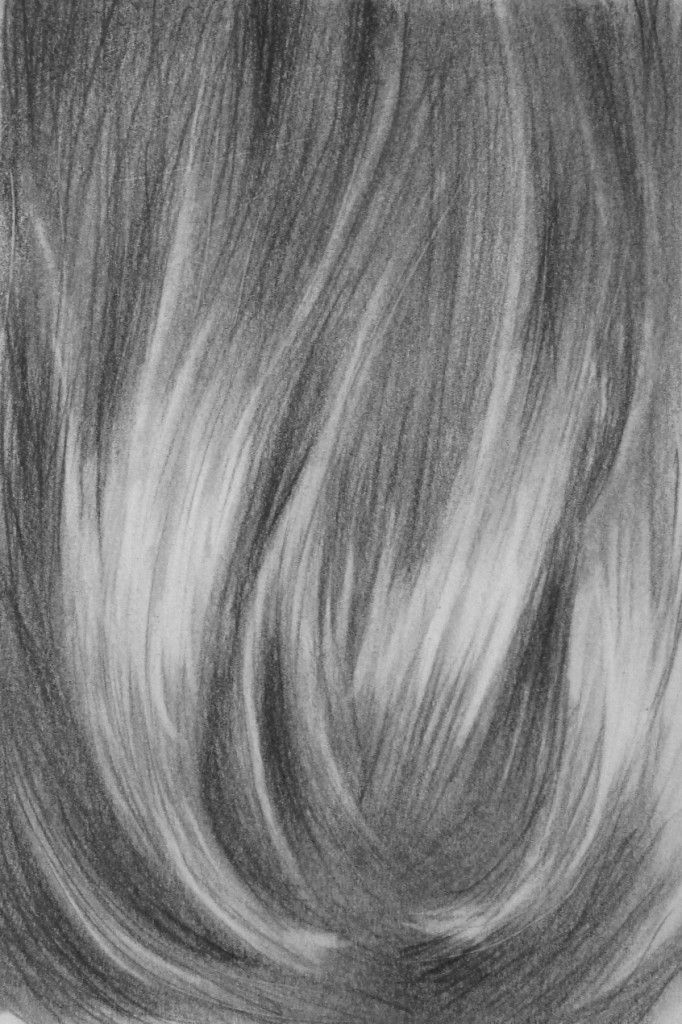 Draw Realistic Using Pencils How To Draw A Realistic Hair Fotografia Arte Dibujos
