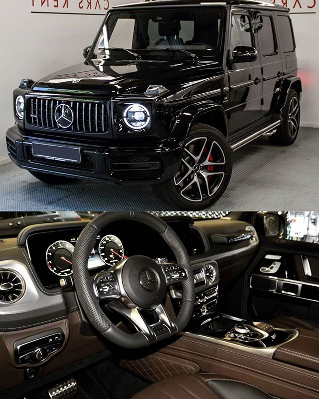 Mercedes Benz G63 AMG 2019 🔥🔥🔥 ...perfect For This New