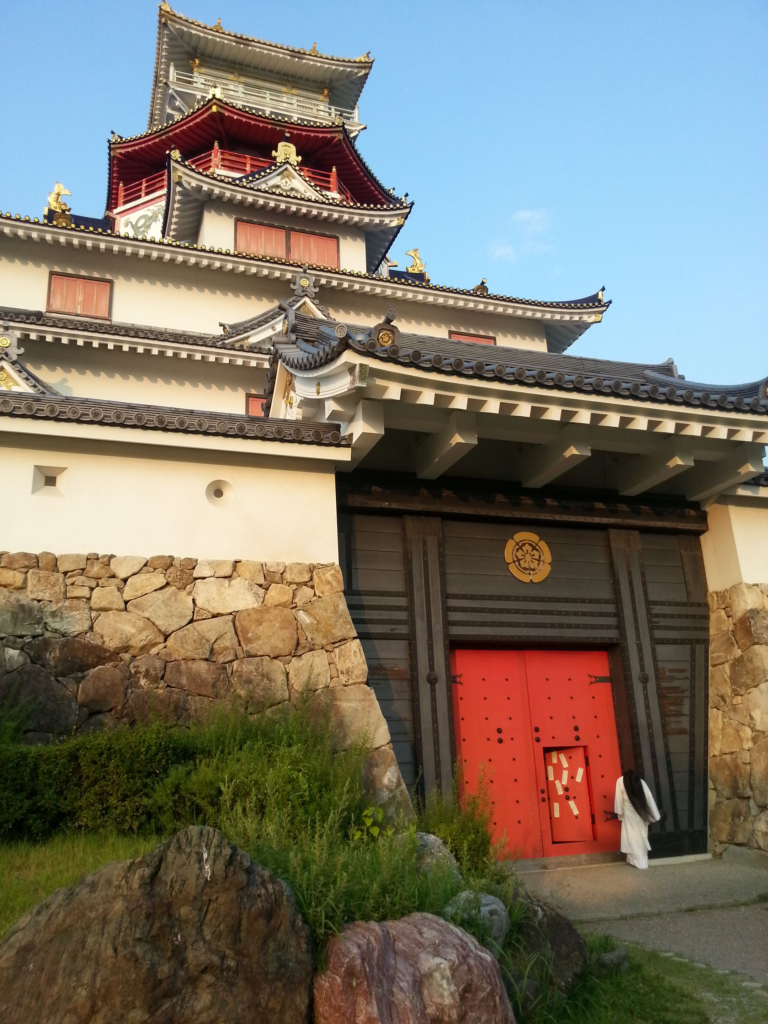 Real Japan, Japan, Japanese, Castle, Japanese Castle, Fortress,
