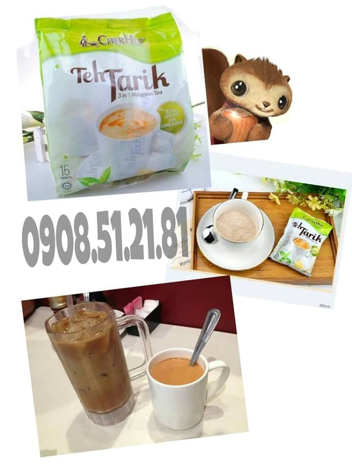 tehtarik chekhup tràsữa malaysia Milk tea, Tea