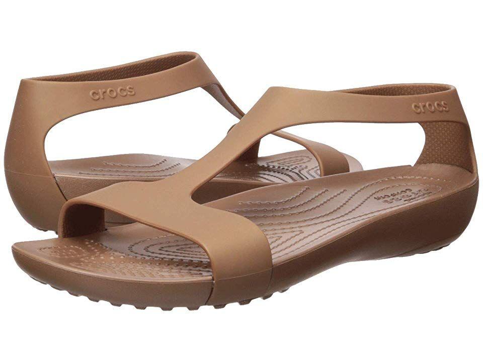 Crocs Serena Sandal In 2020 Crocs Sandals Womens Sandals