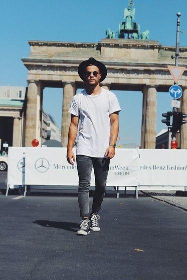 converse all star moda hombre