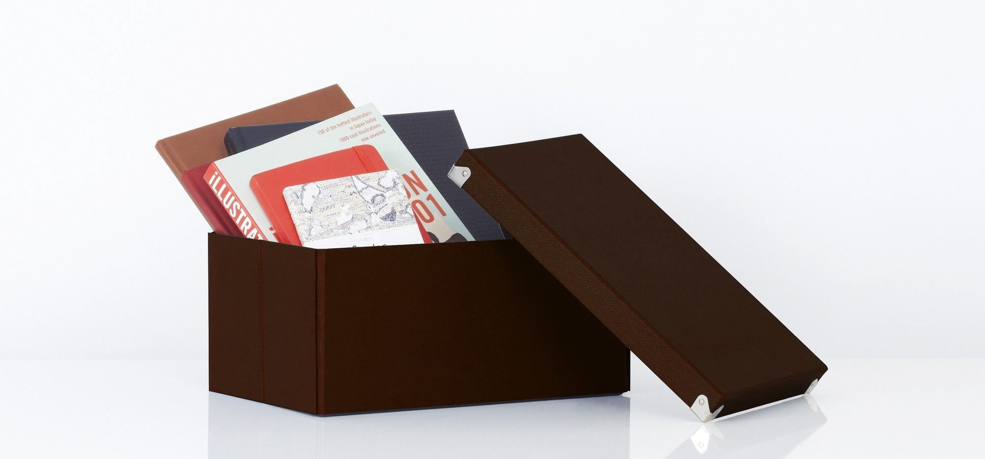 Decorative Document Storage Boxes Pop N' Store Medium Document Box  Products  Pinterest  Products