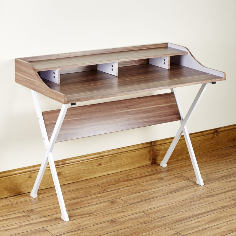 Modern Walnut Desk Http Abreo Co Uk
