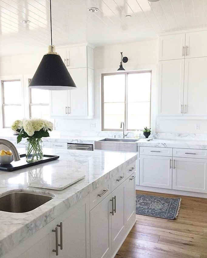 classic coastal kitchen becki owens Kitchen Style Pinterest