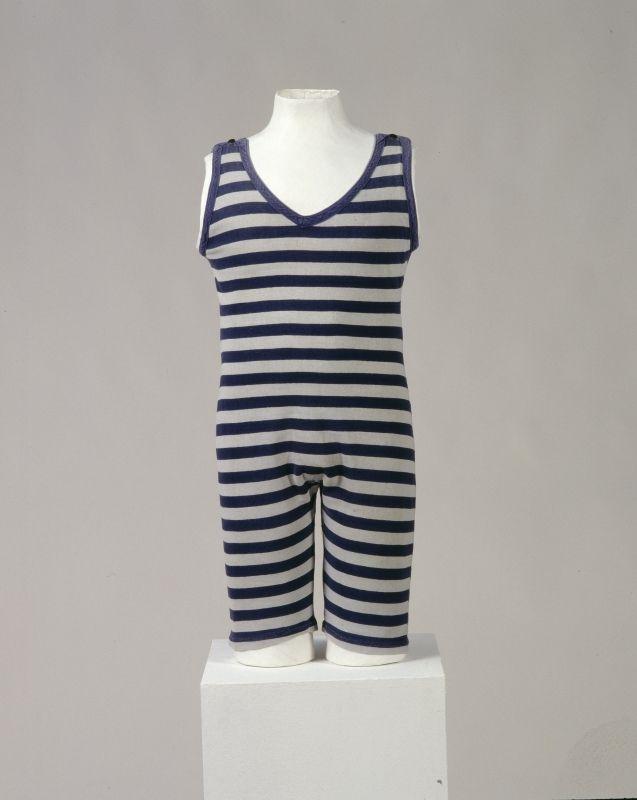 b5a688cd28 Men's Swimsuit, c. 1920. | menswear in 2019 | Men's swimsuits ...