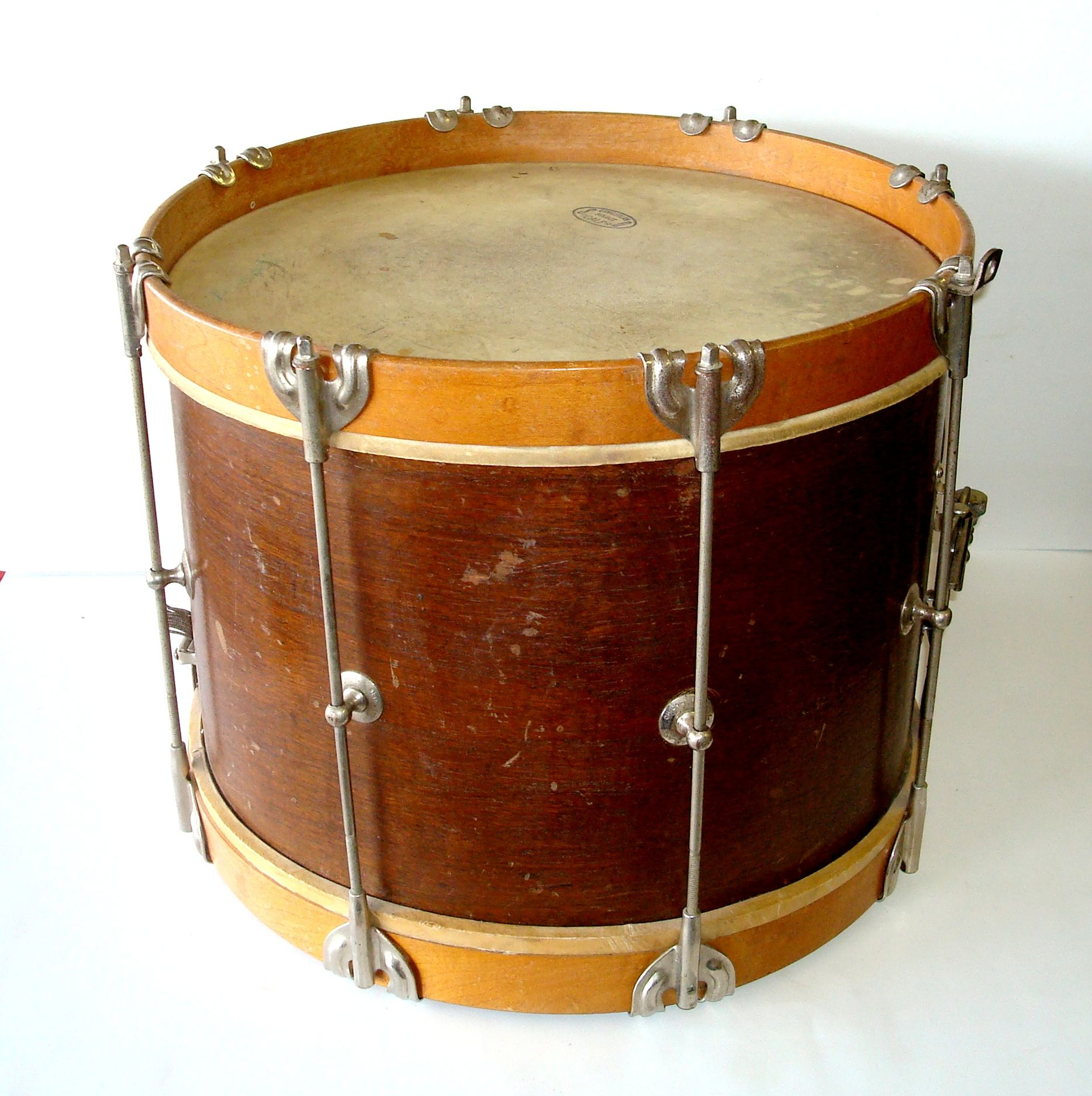 Old Marching Snare Drum Yamaha