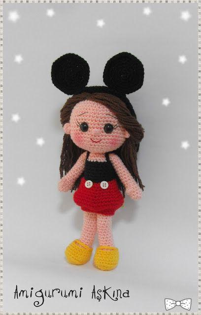 amigurumi-mickey-mouse
