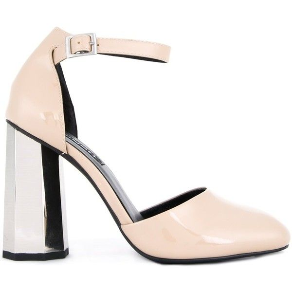 Caramel patent leather 'Ummi I' pumps from Senso.  Size: 38.  Gender: Female.  Age Group: Adult.  Material: Patent Leather/Pig Leather/Synthetic Resin.